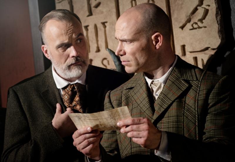Watson und Holmes