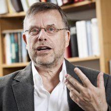 """Prof. Dr. Gunter Dueck: """"Wie wir schneller lernen,  was wir wollen"""""""