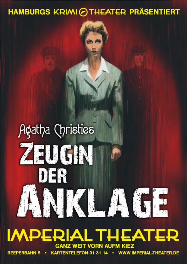 ZEUGIN DER ANKLAGEvon Agatha Christie