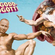 Scheibe: OgoddoGott