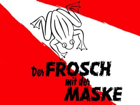 Edgar Wallace: DER FROSCH MIT DER MASKE *bis 2.3.2019*