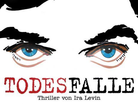 TODESFALLE  Thriller von Ira Levin